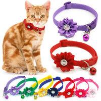 Puppy Pet Supplies Cat Accessories Cat Collars Dog Collar Necklace Bell Pendant