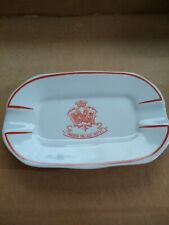 Vintage Madrid Palace Hotel Ashtray/ Trinket Dish