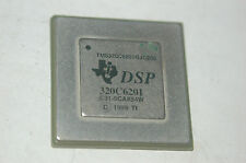 TEXAS INSTRUMENTS TMS320C6201GJC-200 Fixed Point DSP 352-FC/CSP Qty-1