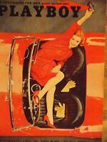Playboy August 1963 | Phyllis Sherwood   #796 #2335