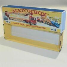Matchbox Vintage Diecast Car Transporters