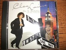 Cleo Laine-Live In Manhattan-2001 Gold Label!