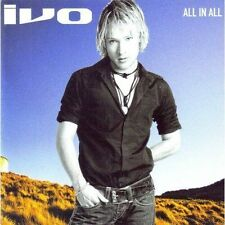 Ivo All in All CD 11 Track Enhanced Disc German Sony 2003