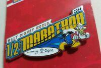 DISNEY PIN WDW 2014 MARATHON DONALD DUCK RUNNING LIMITED RELEASE PIN#99555 NEW