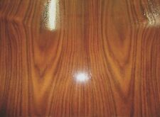 "Santos South American Rosewood prefinished wood veneer 17"" x 12"" (1/12"" thick)"