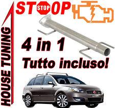 Disattivazione FAP + EGR + Tubo Centralina Fiat Croma 1.9 2.4 200 209 cv Mjet