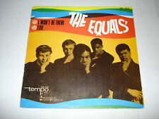 THE EQUALS 45 picture sleeve ONLY 1967 from Spain Discos Tempo Records TP-014