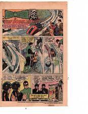 Hostess twinkies  green lantern in the bobsled run  Comic Print Ad