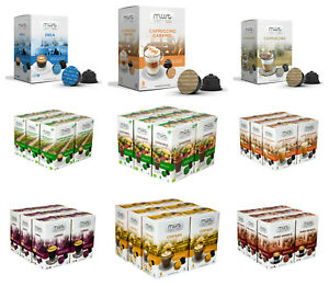 Dolce Gusto Coffee Pods + Chocolate & Organic - Recyclable & Compatible Capsules