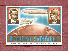 GERMAN MILITARY AIRPLANE AIRSHIP ZEPPELIN TRANSPORTATION GERMANY