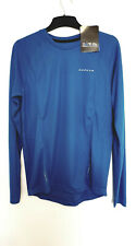 DARE 2B BLUE ACTIVE FITNESS CYCLING LONG SLEEVE T SHIRT SIZE S