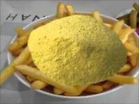 CHICKEN SALT BULK 1KG RESEALABLE BAG - LIKE FISH N CHIPS SHOP -  FREE POST