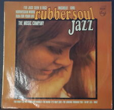 RUBBER SOUL JAZZ - THE MUSIC COMPANY '60'S VINYL PHILIPS PD-220 BEATLES AS JAZZ