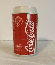 Vtg Coca Cola Plastic Can Rubic Style Puzzle Collectible