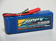 RC ZIPPY Flightmax 5000mAh 4S1P 20C