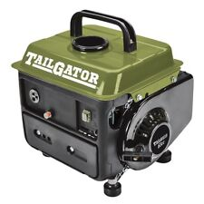 Portable Generator 2 cycle 900W max/700W running 2 HP Camping Tailgating