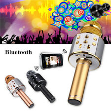 Microfono Altoparlante Bluetooth Wireless con Speaker Karaoke NOVITA