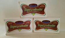 3 PACK))) JABON DE TEPEZCOHUITE SOAP -Skin Regeneration Acne Burns stretch marks