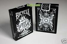 Bicycle BLACK MIDNIGHT KARNIVAL Playing Cards - 1st Ed