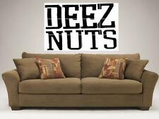 """DEEZ NUTS MOSAIC 35""""X33"""" INCH WALL POSTER JJ PETERS"""