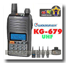 Wouxun KG-679 UHF 400-470 deux Way Radio