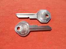 GM Briggs and Stratton CHEVY BUICK PONTIAC OLDSMOBILE NOS KEY BLANKS 1955 - 1966