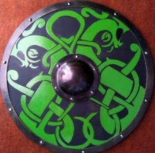 Medieval Shield Battle Ready Dragon shield Perfect Cosplay/Decorative shield