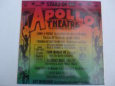 Various – Stars Of The Apollo Theatre 2xLP, Aus, Gatefold, Vinyl MINT