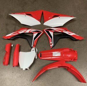 2020 CRF450R Plastic Kit Set OEM Fender Side Panel FRONT REAR NEW CRF 450R 20