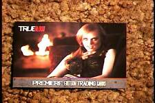 TRUE BLOOD PROMO CARD #P4 VF/NM