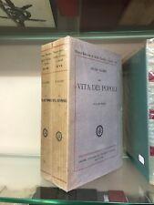 V15 LA VITA DEI POPOLI due volumi Pietro Ellero UTET