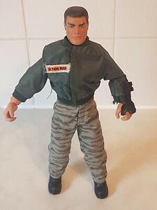Action Man Street Commander Figure. 1997 Hasbro
