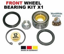 FOR SUBARU FORESTER TURBO 2.0 S 2.5 XT 2002--> NEW FRONT WHEEL BEARING KIT X1