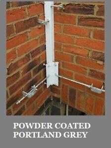 Blakes  Reverse External Building Profile – 1 pair Powder Coated