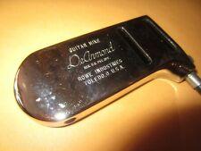 "Vintage Original Circa 1949 Dearmond Guitar Mike FHC ""Monkey on a Stick"" Pickup"