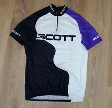 Scott rare vintage cycling jersey size L