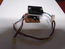 TASCAM 32 REEL TO REEL DBX CONNECTOR SOCKET 6 PIN P/N 5122339000 USED