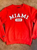 Vintage Sweatshirt Small 1990s Jansport Red Pre Owned
