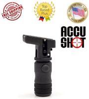 "Accu-Shot BT01-QK Standard Quick Knob Precision Monopod 3.5"" - 4.65"" Aluminum BK"