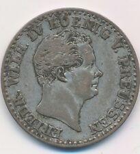 Preussen 2 1/2 Groschen 1843 sehr schön