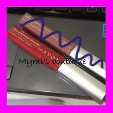 Brillant à lèvres gloss Avon rouge vif Radiant Red! Glazewear Absolute