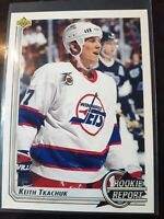 92-93 Upper Deck Keith Tkachuk Rookie #364 *BUY 2 GET 1 FREE +FREE SHIPPING*
