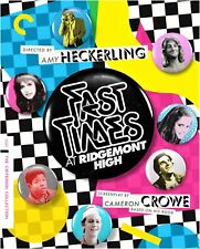 """FAST TIMES AT RIDGEMONT HIGH  """"The Criterion Collection"""" [Blu-ray] 2021 NEW"""