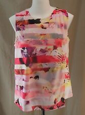 Worthington Petite, PXL, Sienne Vienna 1107B Polyester Top, New with Tags