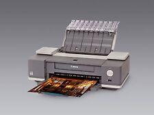 Canon Pixma iX4000 A3 USB Colour Inkjet Printer iX 4000 (W/ Inks) V2T