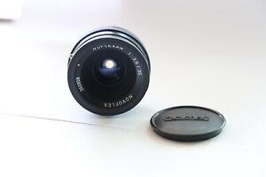 Novoflex Noflexar 35mm f/3.5 M42 - sehr guter Zustand
