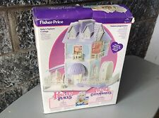 1990 Fisher Price Vintage Baby's Nursery Cottage#5161 Nib Clefs Magiques