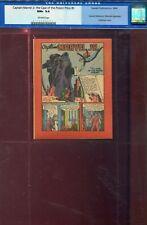 CAPTAIN MARVEL JR.THE CASE OF THE POISON PRESS - CGC 9.6 - BULLETMAN - 1946