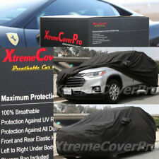 2014 Chevrolet Traverse Breathable Car Cover w/ Mirror Pocket