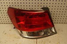 2010 2011 2012 2013 2014 Subaru Legacy Sedan Left Driver Side Tail Light OEM